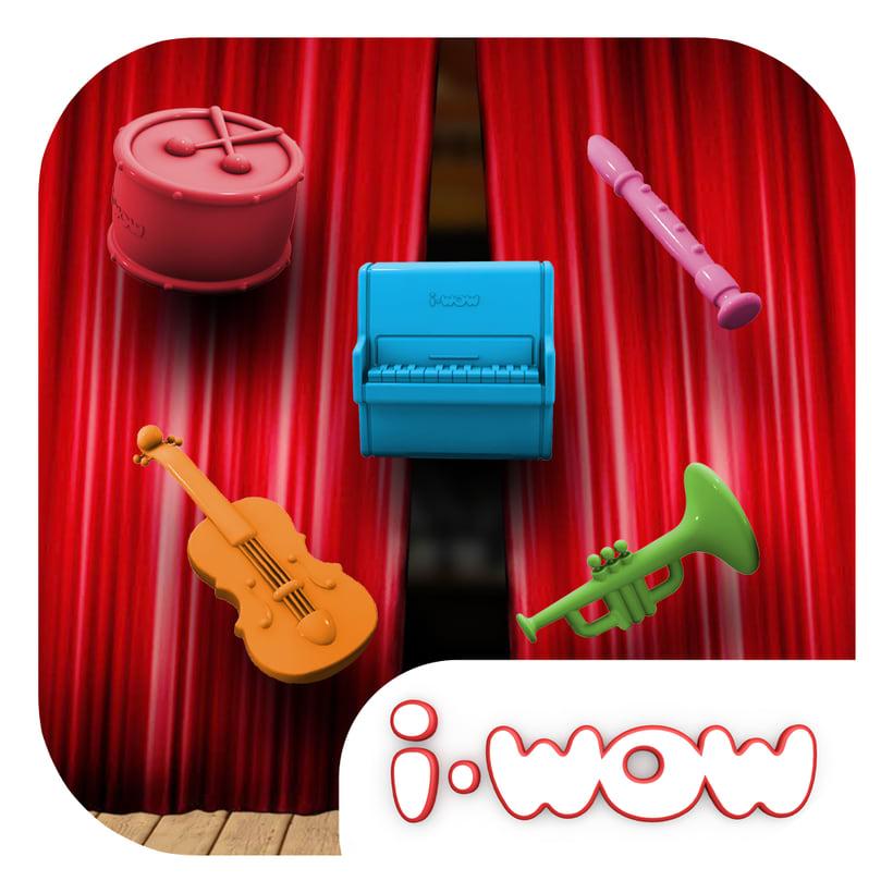 Orchestra 3.0 - Imaginarium i-wow - Android/iOS 9