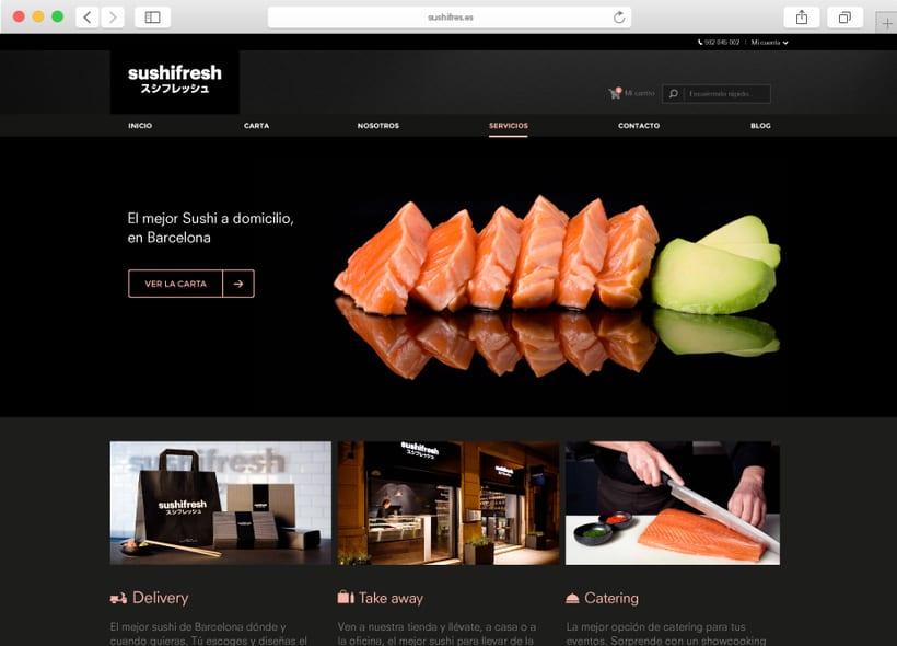 Sushifresh e-commerce 5