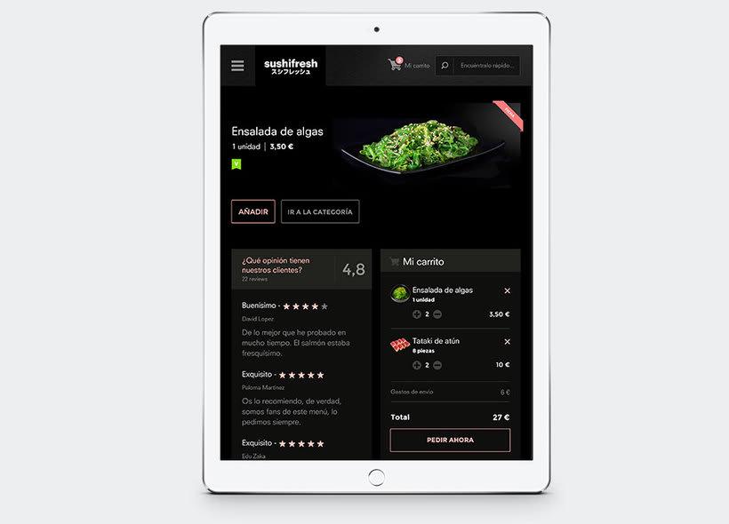 Sushifresh e-commerce 9