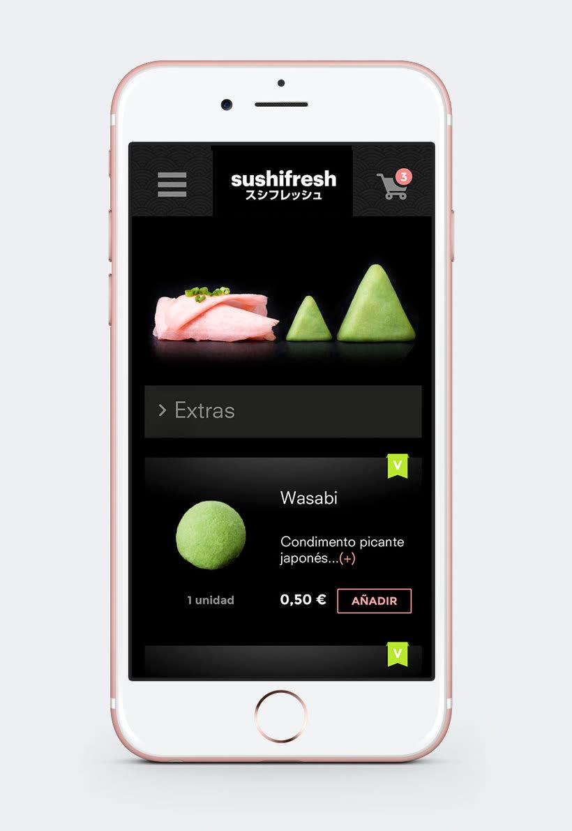 Sushifresh e-commerce 6