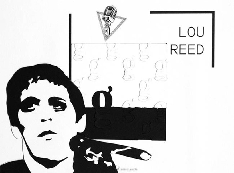 Tribute to Lou Reed -1