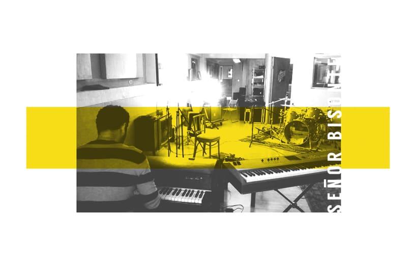 Señor Bisonte Branding/Cover Album 9