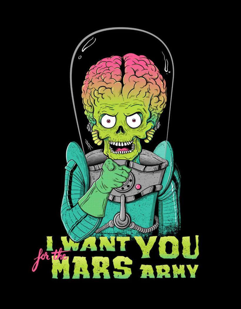 Mars Recruitment 0