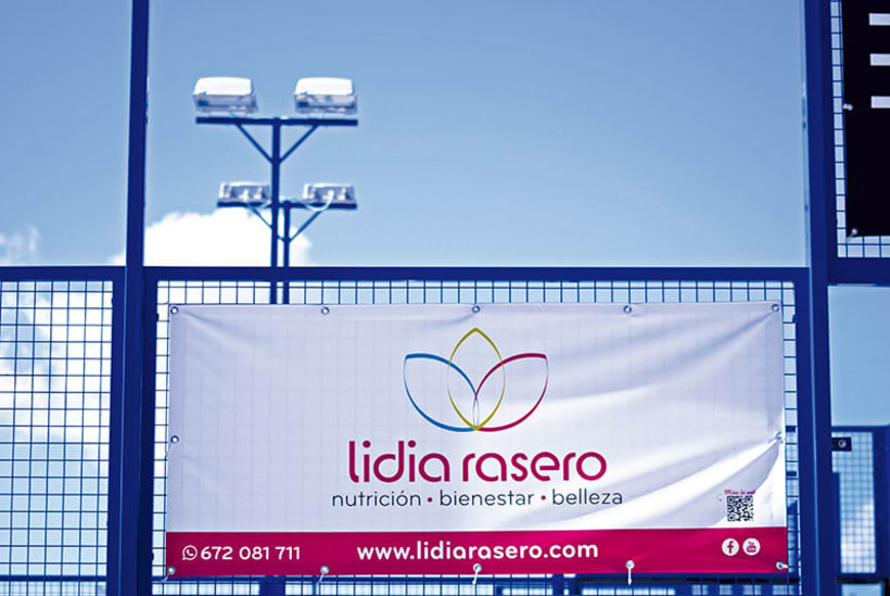 Restyling Lidia Rasero. Centro de Salud, bienestar y belleza 0