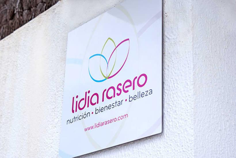 Restyling Lidia Rasero. Centro de Salud, bienestar y belleza 1
