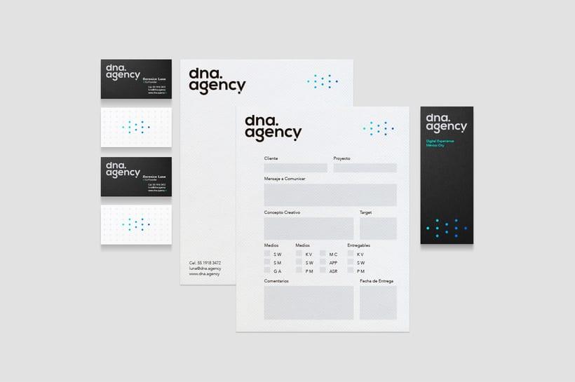 DNA Agency 9
