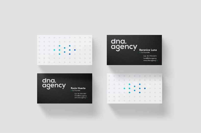 DNA Agency 8