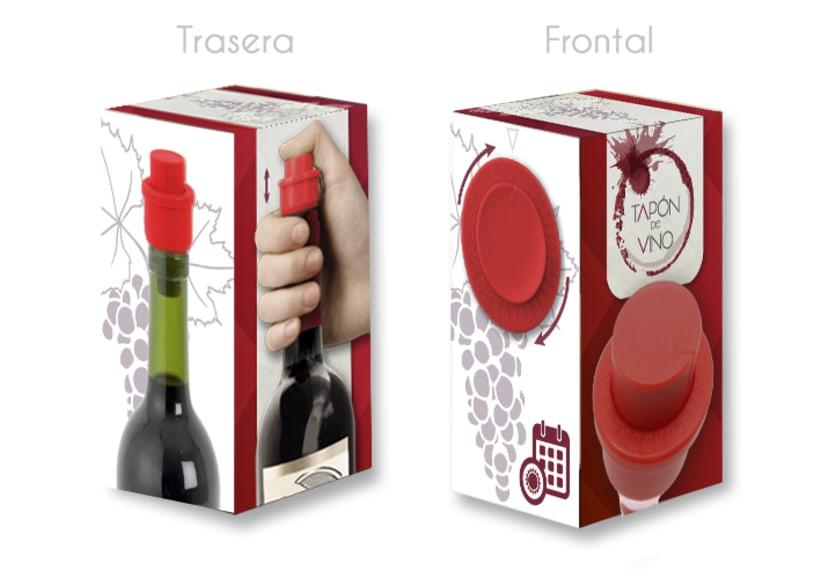 Caja tapón vino -1