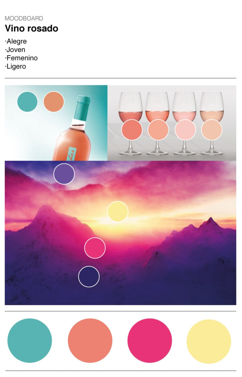 Vin rosé 2