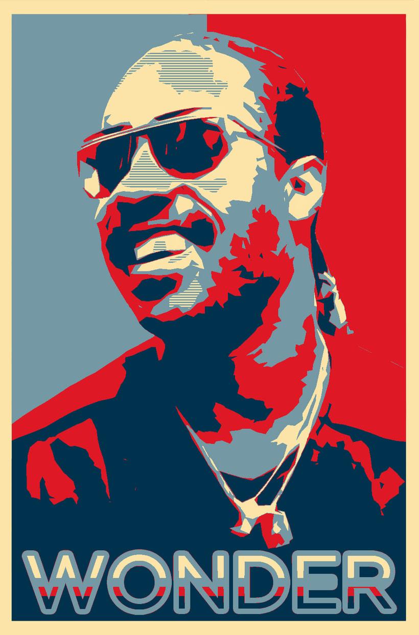 Stevie Wonder for president -1