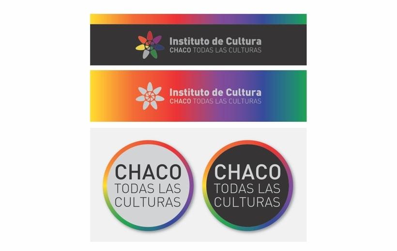 "Agenda Cultural ""Sí, Vamos"" - Instituto de Cultura del Chaco 0"