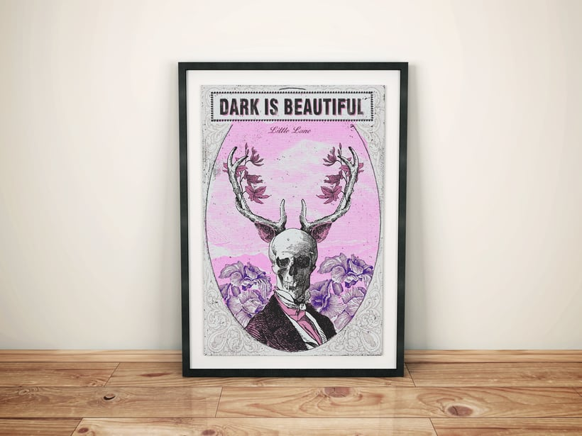 Dark is beautiful 0