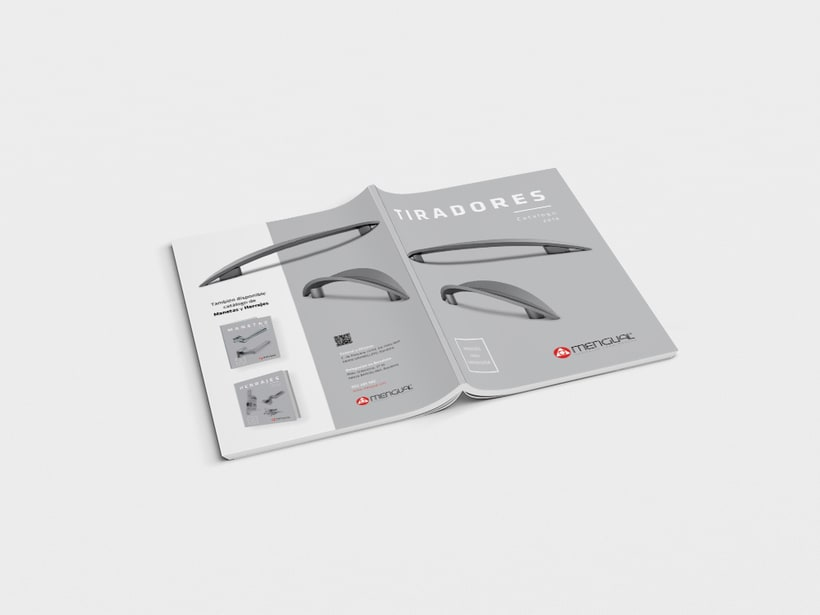 Catálogo Tiradores 2016 by Mengual 2