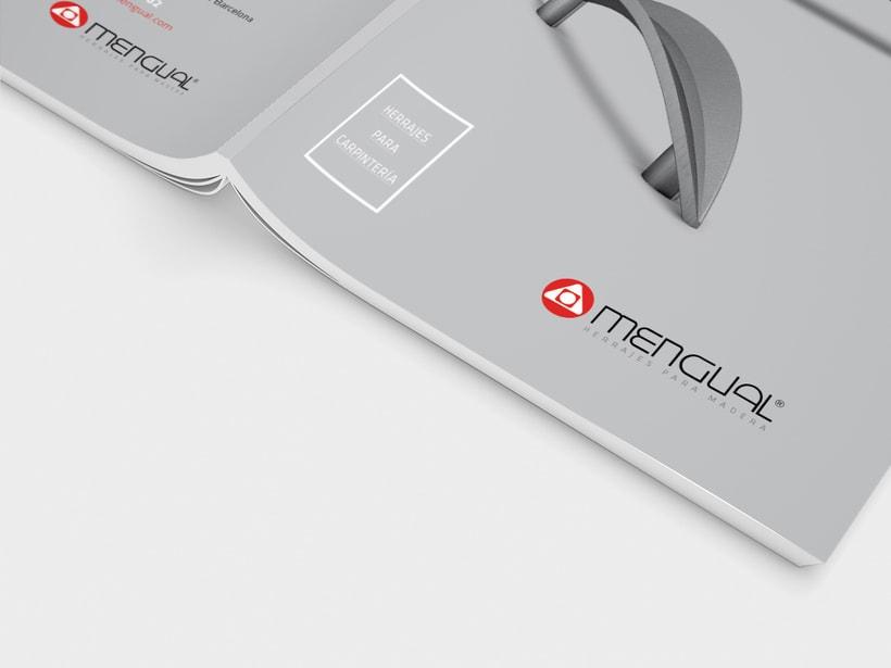Catálogo Tiradores 2016 by Mengual 3