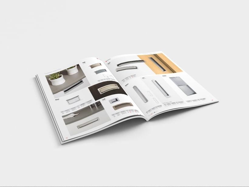 Catálogo Tiradores 2016 by Mengual 5