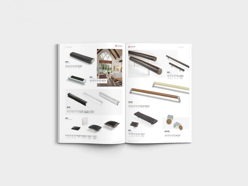 Catálogo Tiradores 2016 by Mengual 4