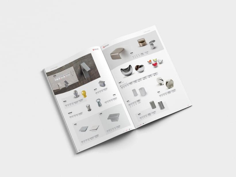 Catálogo Tiradores 2016 by Mengual 6