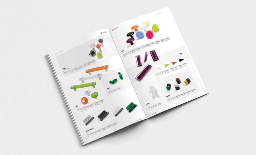 Catálogo Tiradores 2016 by Mengual 7