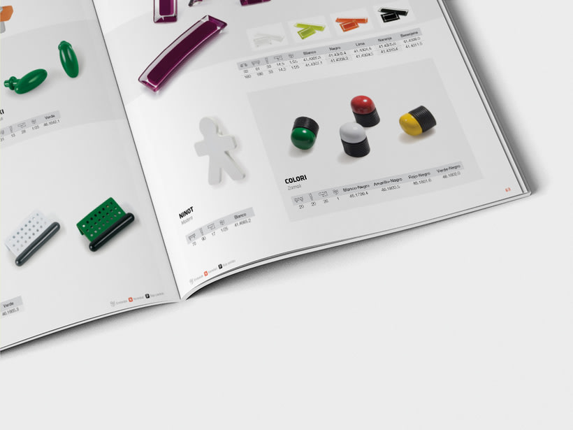 Catálogo Tiradores 2016 by Mengual 8