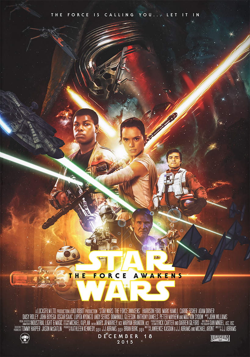 Captivating Star Wars: The Force Awakens  1