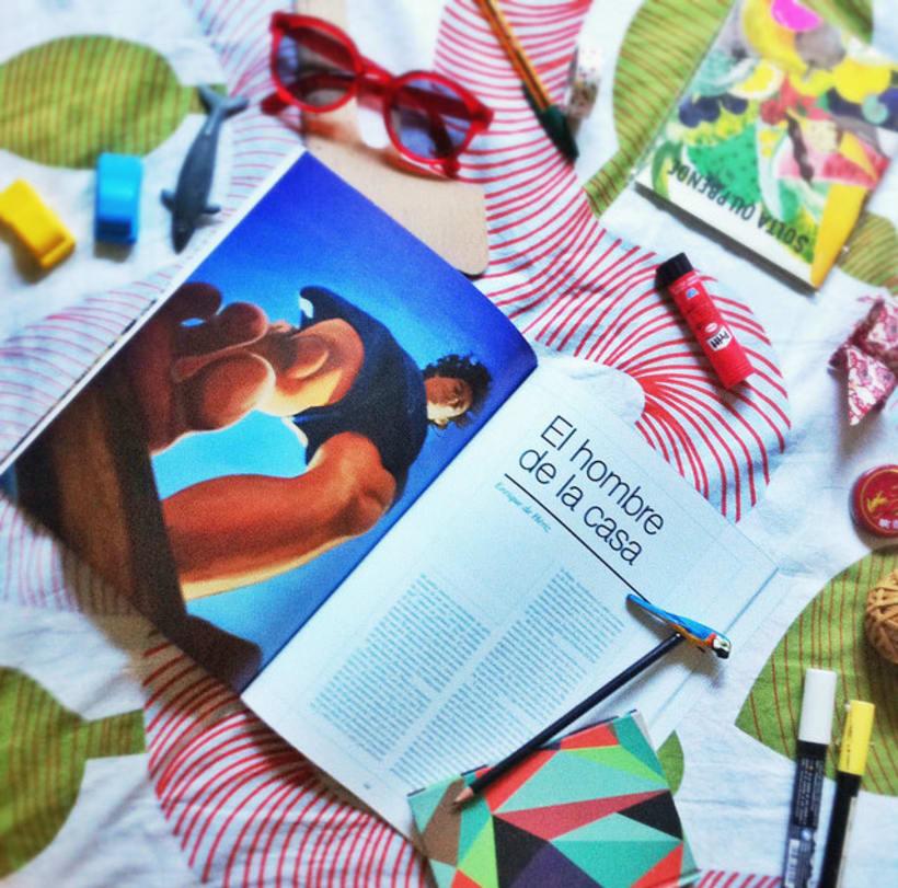 Portadas de la revista Letras Libres 1