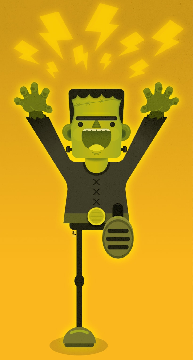 Frankenstein Monster 1
