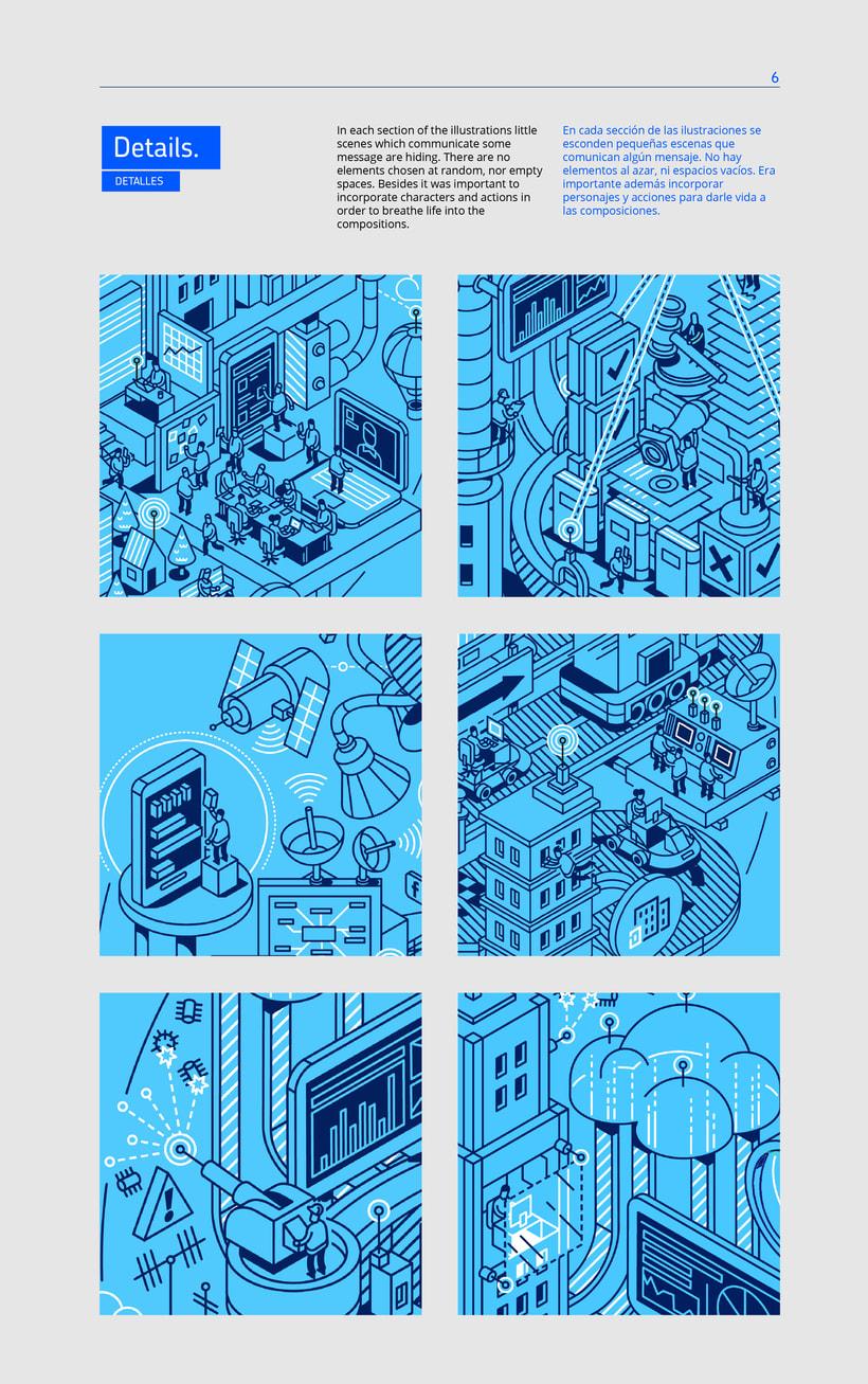 AZZURRI Ilustración Corporativa 13