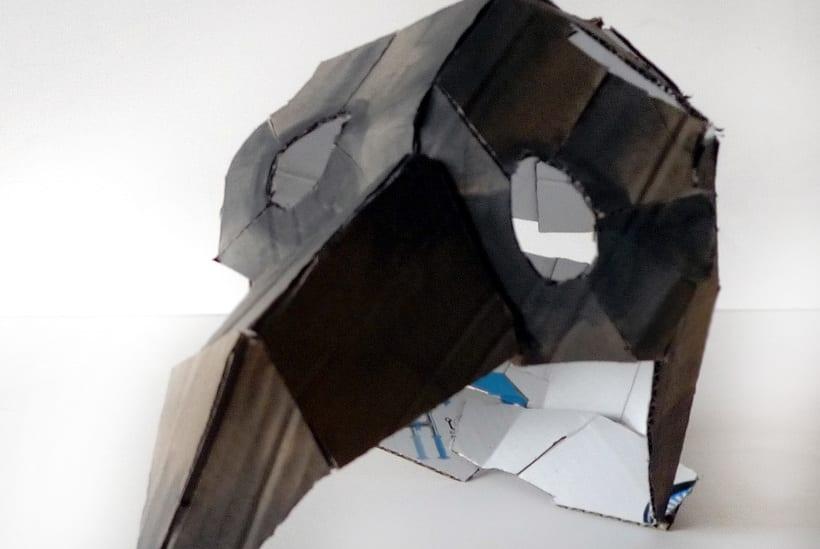 Mascaras de cartón 4