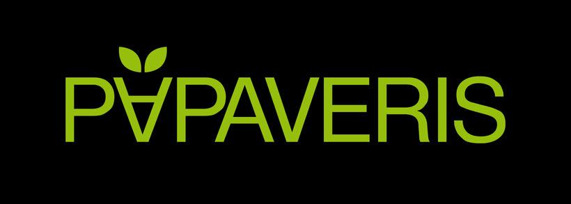 Papaveris, diseño de logotipo 0