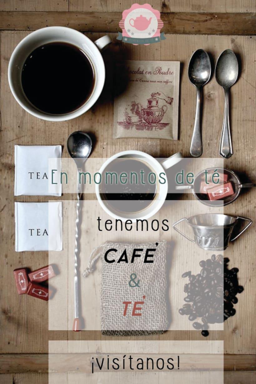 Momentos de té (Identidad corporativa y cartelería)  1