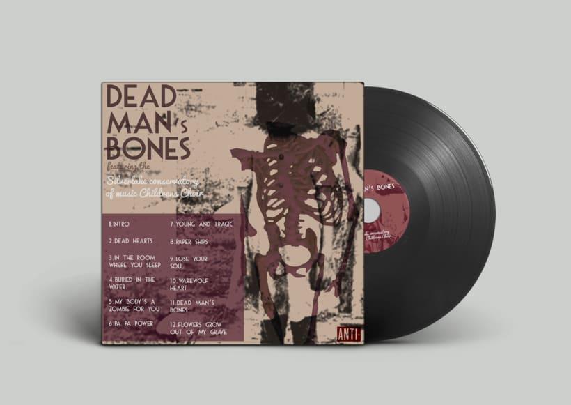 Dead Man's Bones - Vinilo 0