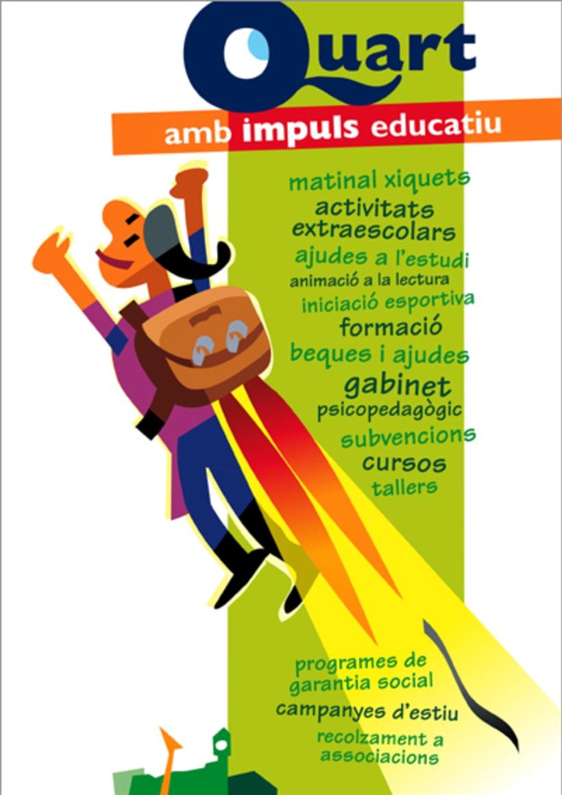 Carteles Educación 7