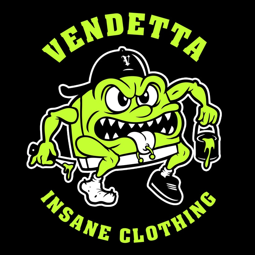 Vendetta Insane Clothing 0