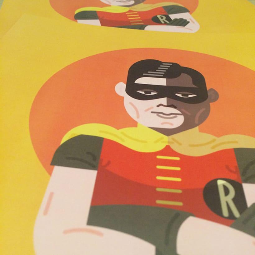 Batman & Robin 60´s 6