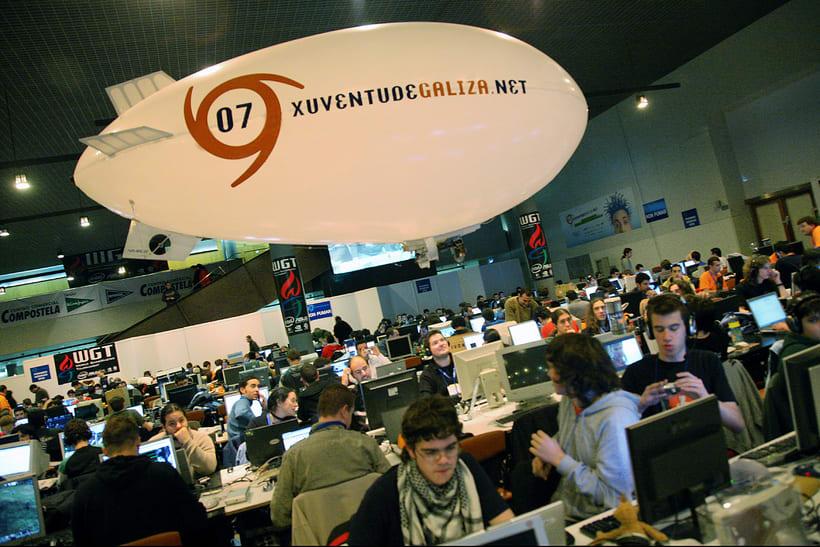 XuventudeGaliza.net para Vicepresidencia Xunta de Galiza. 2007 1
