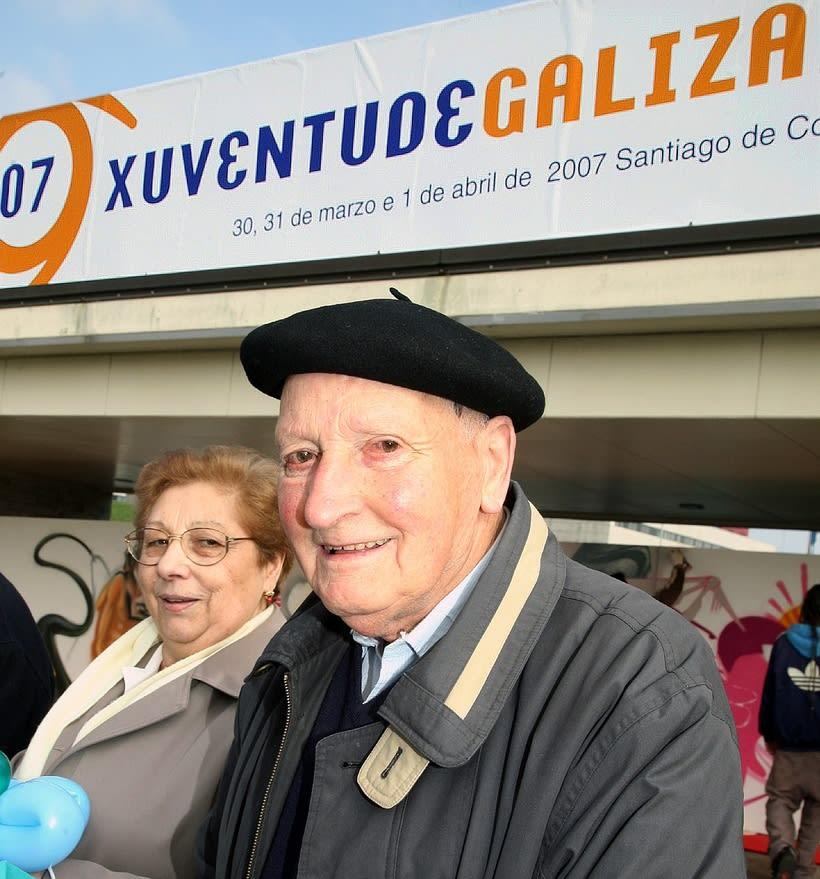 XuventudeGaliza.net para Vicepresidencia Xunta de Galiza. 2007 2