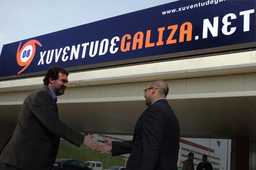 XuventudeGaliza.net para Vicepresidencia Xunta de Galiza. 2007 3