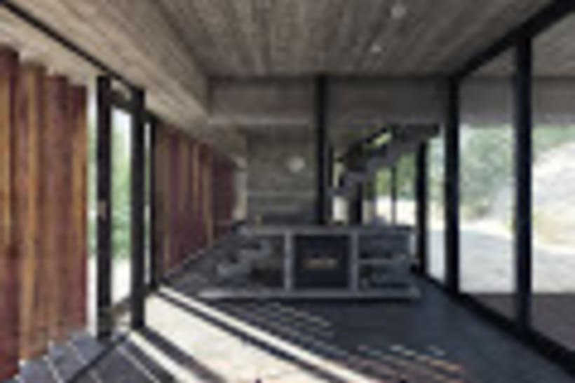 """Proyecto de infoarquitectura """" casa MR """" 0"""