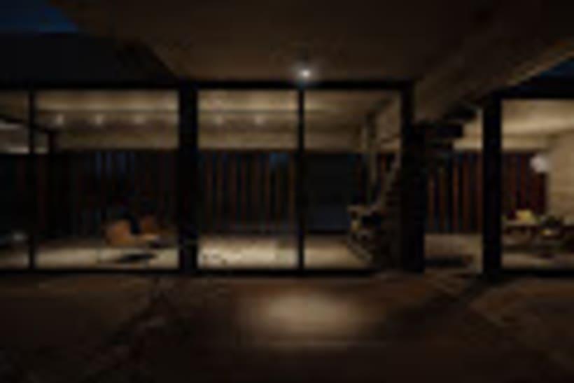 """Proyecto de infoarquitectura """" casa MR """" 3"""