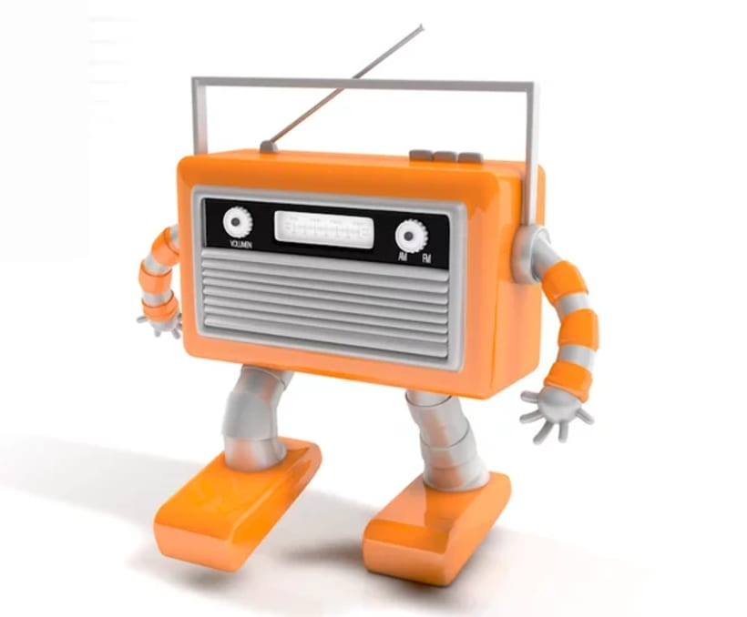 Radio walking -1