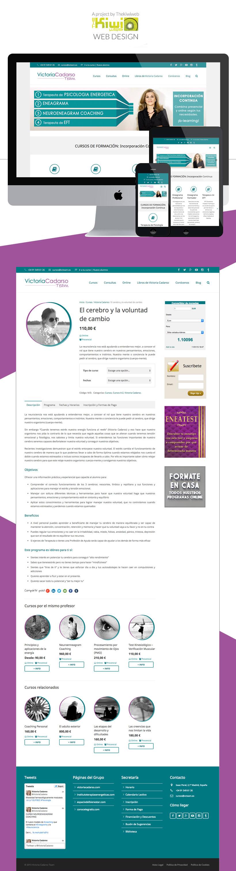 Diseño Tienda Online 1