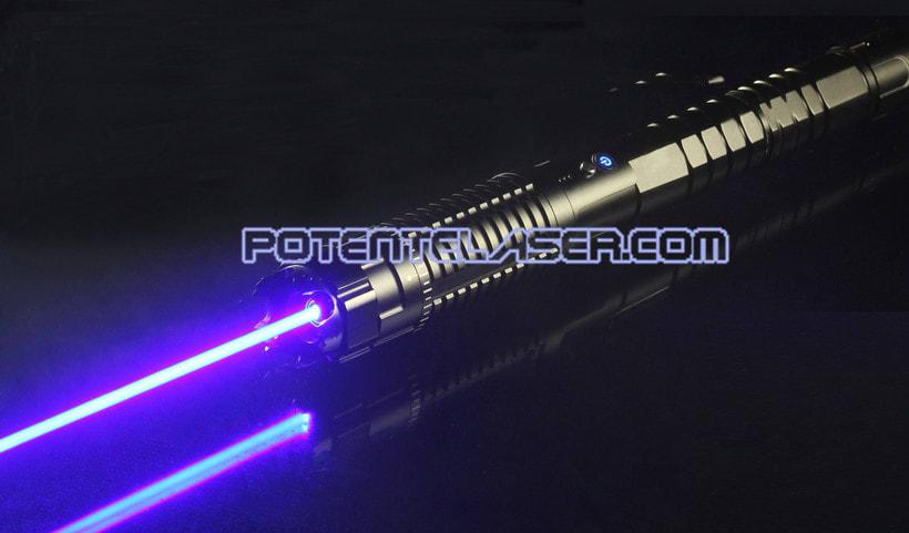 Súper Laser 50000mW Azul potente -1