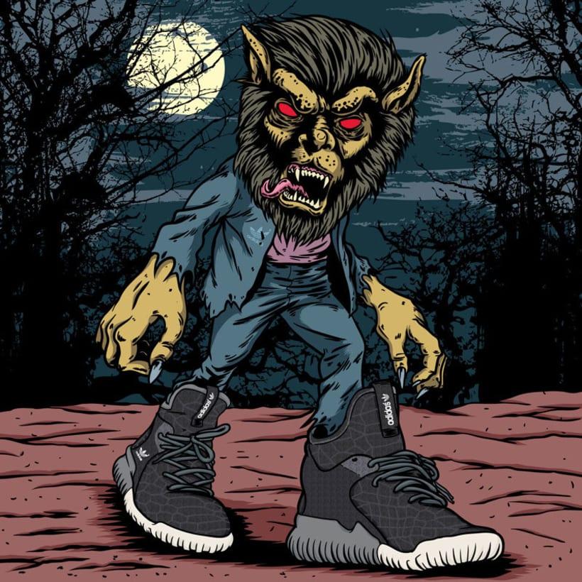 Ilustraciones de Halloween para Sivasdescalzo -1