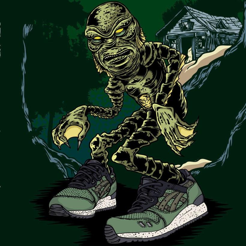 Ilustraciones de Halloween para Sivasdescalzo 1