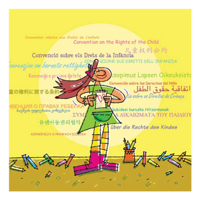 Els drets dels infants (Fundación Lucía Sida Pediátrico) 1