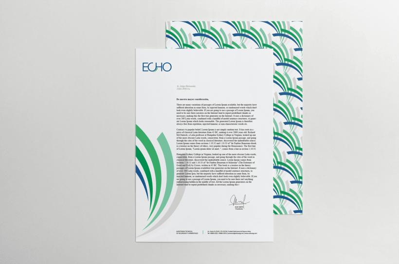 Branding | ECHO Auditorias ambientales 4