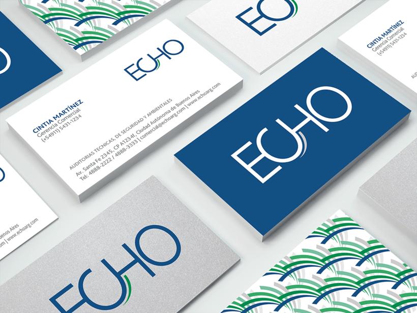 Branding | ECHO Auditorias ambientales 5
