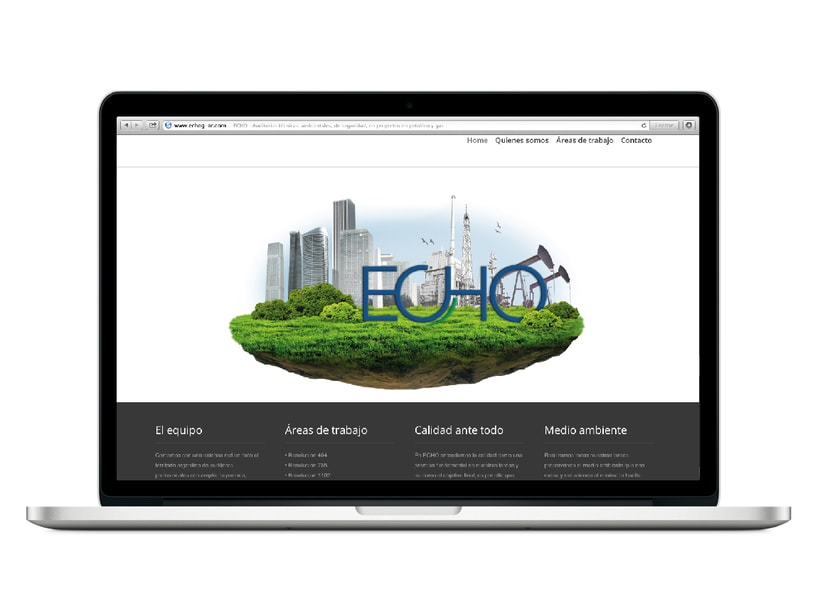 Branding | ECHO Auditorias ambientales 2