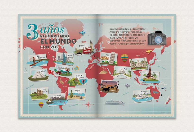 Ilustración | Lonely Planet Magazine 0