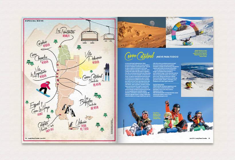 Ilustración | Lonely Planet Magazine 2
